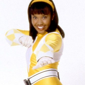 Karan Ashley Yellow Ranger